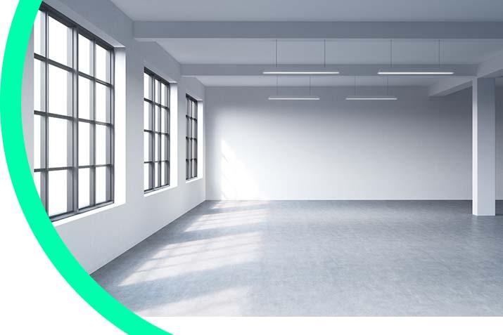 Expertise comptable location bureau vide