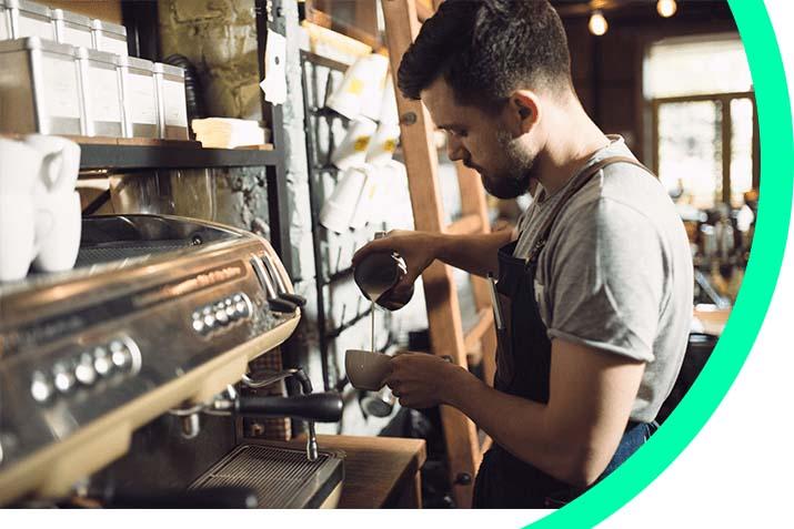Expert comptable bar café