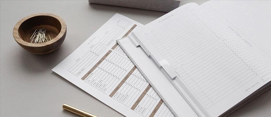 Comment est constitué le grand livre des comptes d'une entreprise ?